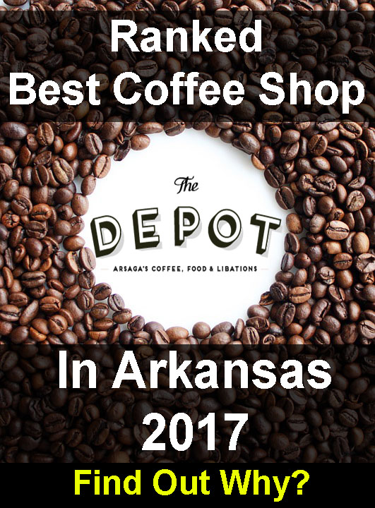 the best coffee shop in Arkansas revealed for 2017