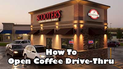 Starting Your Own Coffee Drive-Thru