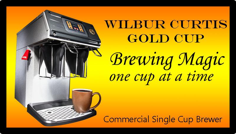 Wilbur Curtis Gold Cup