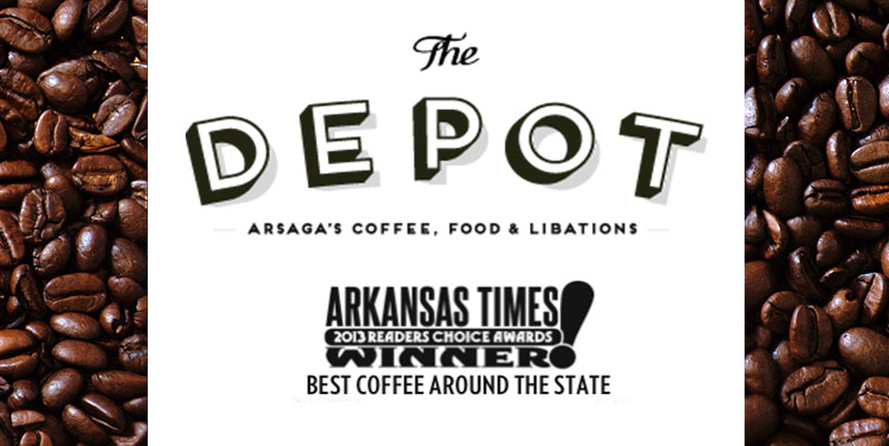 the top coffee shop in Arkansas ranked