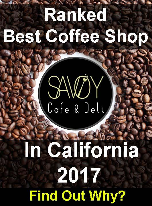 Why Savoy Cafe & Deli is No.1
