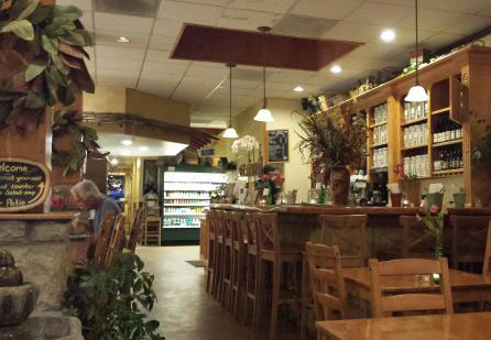 Savoy Cafe & Deli: Simple Design, Relaxed & Kick Back Atmosphere