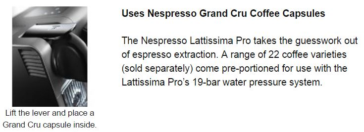 Make Authentic Italian Espressos With Nespresso Lattissima Pro