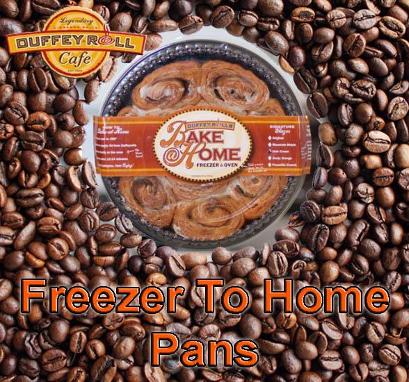 Duffeyrolls Cafe & Bakery: Bake At Home