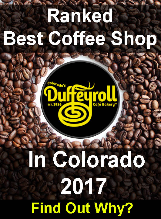 Duffeyroll Cafe Bakery Ranked No. 1