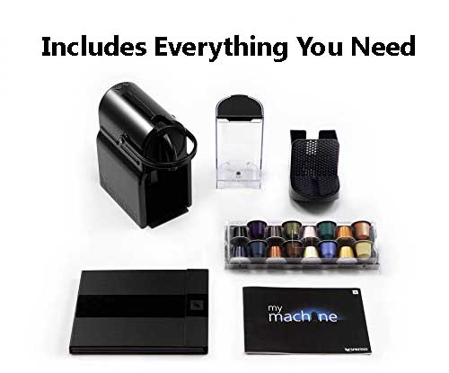 Nespresso Inissia Espresso Maker Includes Everything You Need