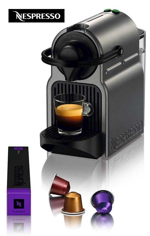 Nespresso Machine - Capsule System