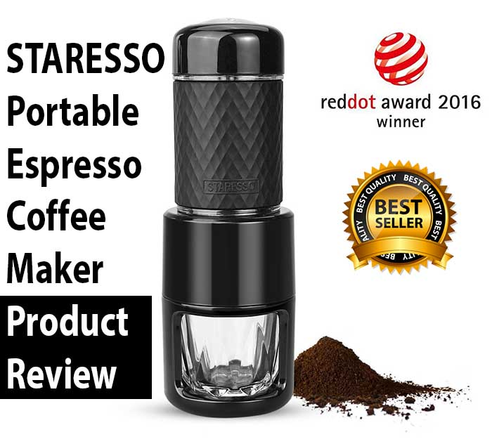 Staresso Portable Coffee Maker Review