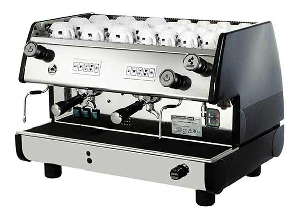 La Pavoni BAR-T 2V-B Commercial Espresso Machine Review