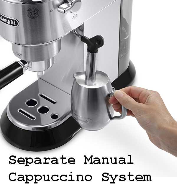 Delonghi Espresso Machine EC680M Dedica