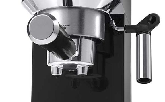Delonghi Espresso Machine With Special Thermo Block Technology
