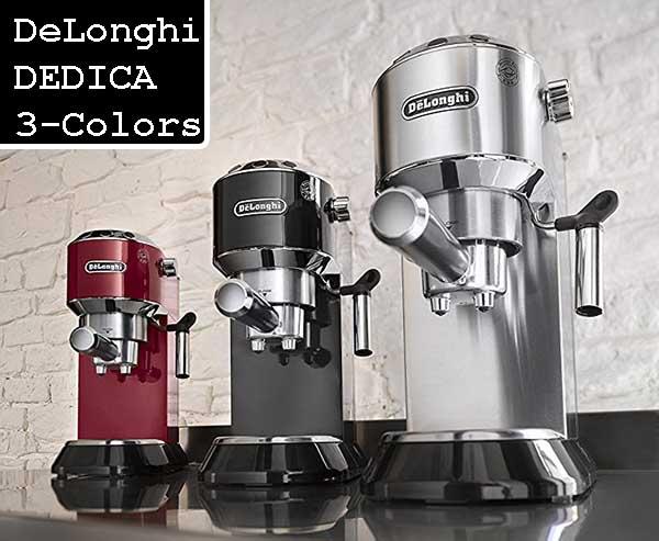 Brew Perfect Espresso Every Time With Delonghi EC680M Dedica