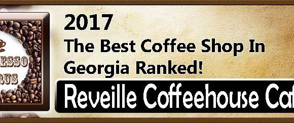 The Best Coffee Shop in Georgia Ranked 2017