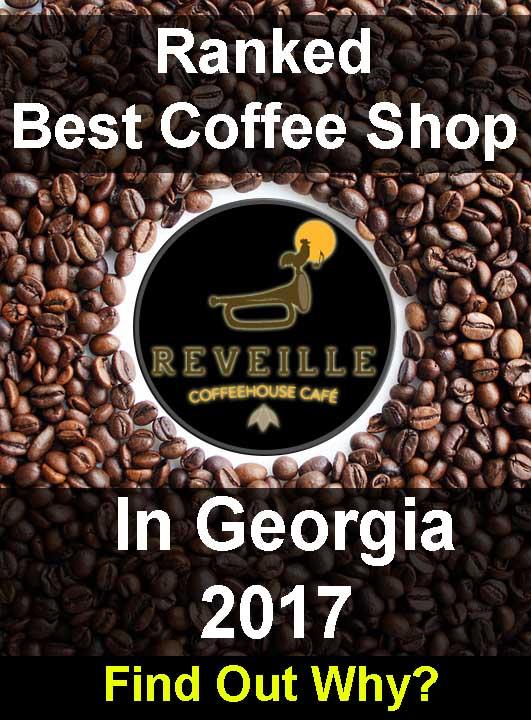 Best Coffee Shop In Georgia Ranked