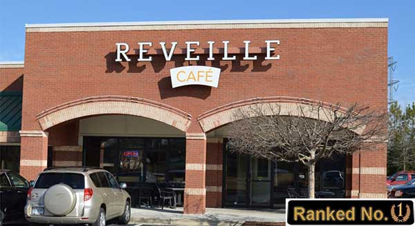 Reveille Coffeehouse Cafe Ranked Best Coffee shop In Georgia