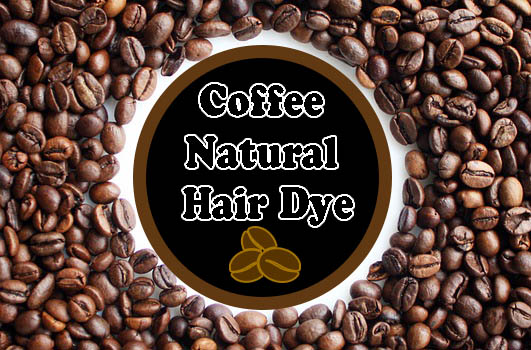 Coffee A Natural Hair Color Dye