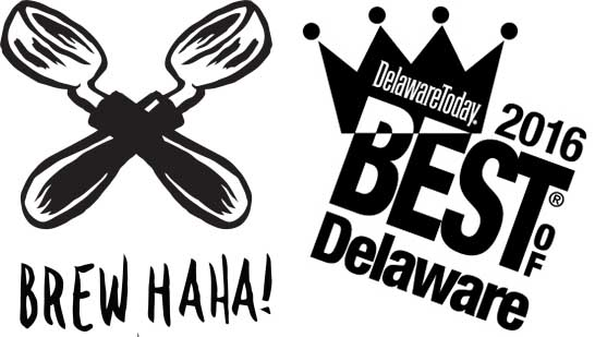 "Brew Ha Ha Coffee Houses Ranked ""Best Of Delaware"" - 20 Years Straight"