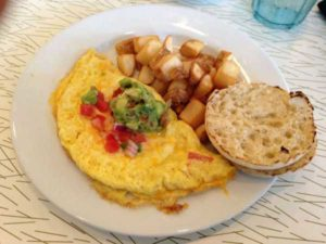 Reveille Coffeehouse Cafe Food