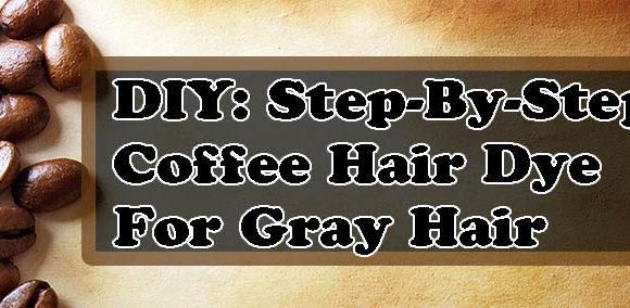 Hair Color Ideas: DIY - Coffee Hair Color For Gray Hair