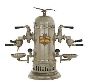 Classic Espresso Machine - History of espresso