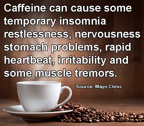 Negative Side Effects Of Coffee