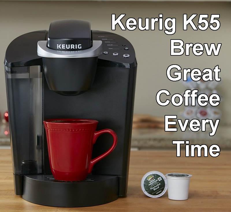 Keurig K55 Review: Cons