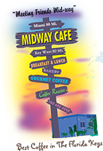 Midway cafe and coffee bar location