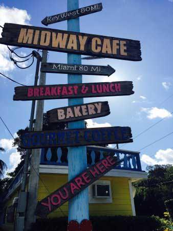 The Beginning of Midway Cafe and Coffee Bar