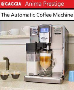 Automatic Coffee Machine Price