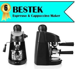 best espresso machine under 100 - Bestek espresso Machine
