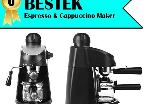 best espresso machine under 100 - Bestek espresso Machine
