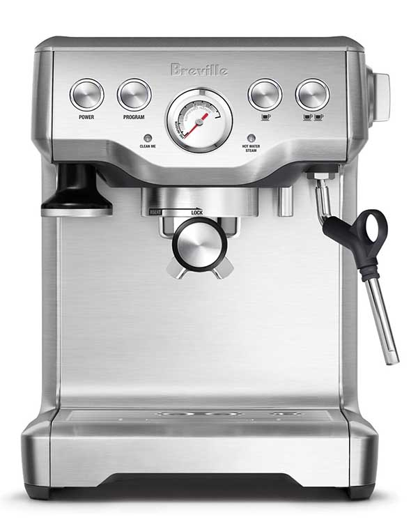 Breville BES840XL The Infuser Espresso Machine Price