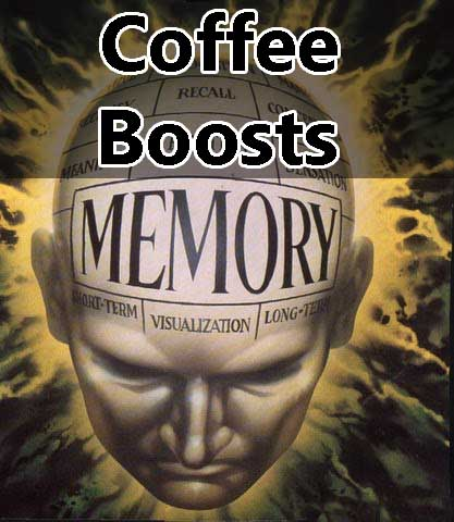Coffee Helps Your Memory