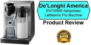 DeLonghi America Espresso Machine Price