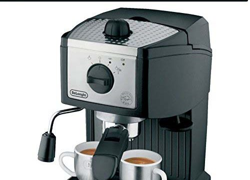 Best espresso machine under 100 - De'Longhi ec155