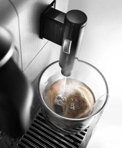 Delonghi America Hot Water Tap - Best espresso machine under 500