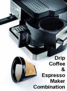 Best espresso machine under 200 - Delonghi BC0330T