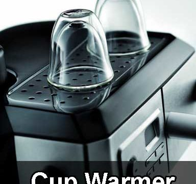 best espresso machine under 200 - Delonghi BC0330T cup warmer