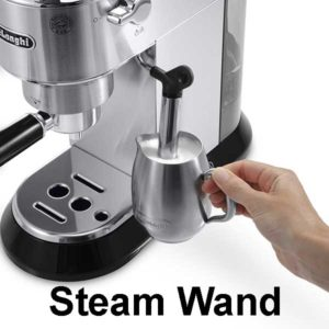 Delonghi EC680M Steam Wand