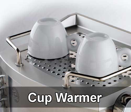 best espresso machine under 200 - Delonghi EC702 Cup Warmer