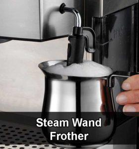 best espresso machine under 200 Delonghi EC702 Frother