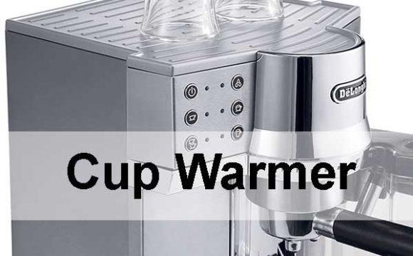 Delonghi EC860 Cup Warmer