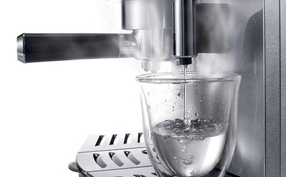 best espresso machine under 300 Delonghi EC860 Hot Water