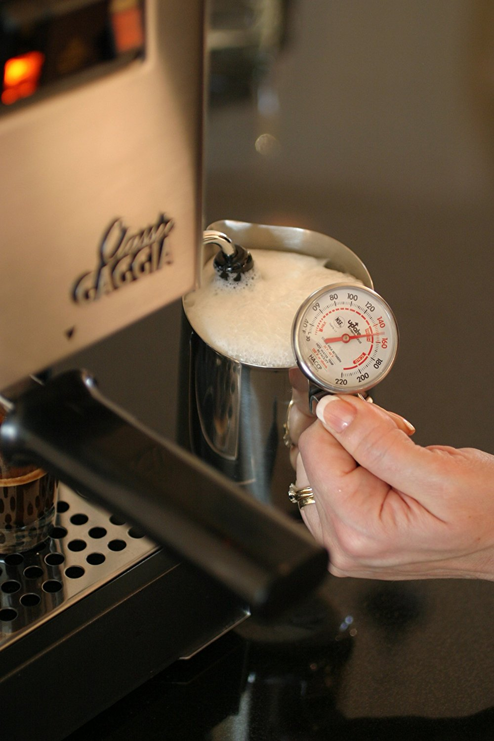 Gaggia Classic Espresso Machine Steam Wand