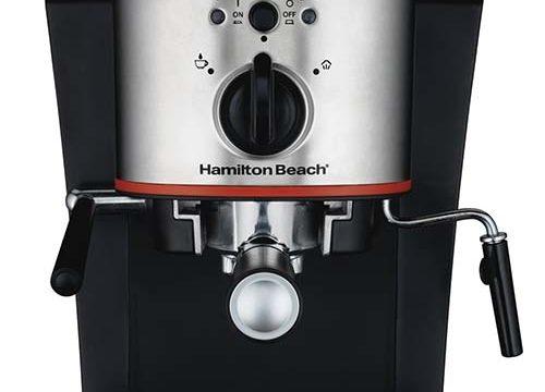 Best espresso machine under 100 - Hamilton Beach espresso maker