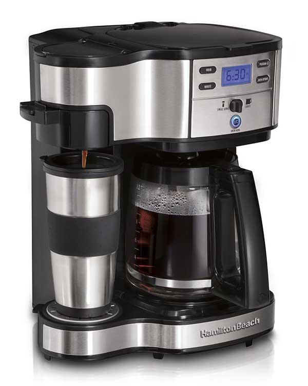 Hamilton Beach 49980A Coffee Machine - Best Coffee Machine