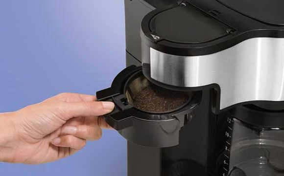 Hamilton Beach 49980A Single Serve Coffee Machine - Best Coffee Machine