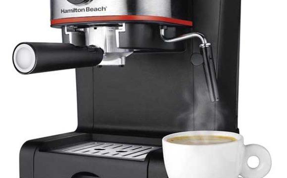 Hamilton Beach Espresso Maker Review