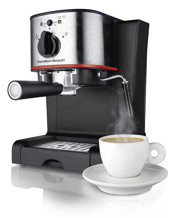 Hamilton Beach Espresso Maker Review