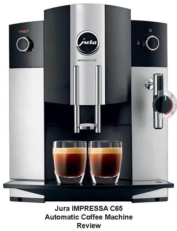 Jura Impressa C65 Review
